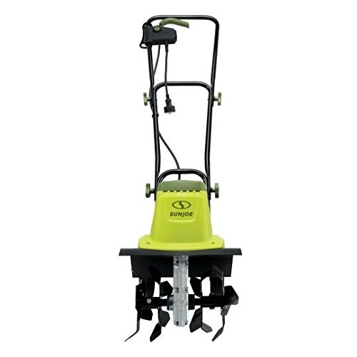 Sun Joe TJ602E 12-Inch 8-Amp Electric Garden TillerCultivator