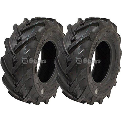 Stens 2 Kenda Tire 13x500-6 AG Tread 2 Ply Tubeless Rototiller Snow Blower Thrower 219E0001