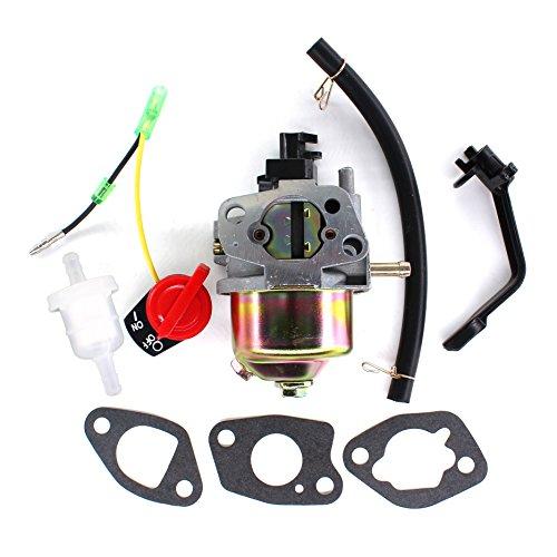 USPEEDA Carburetor for Craftsman Sears Rototiller 751-10797 951-12785 951-12124 951-10797 Stop Switch