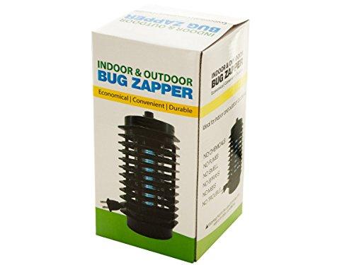 Bulk Buys OB572-3 Indoor-Outdoor Bug Zapper