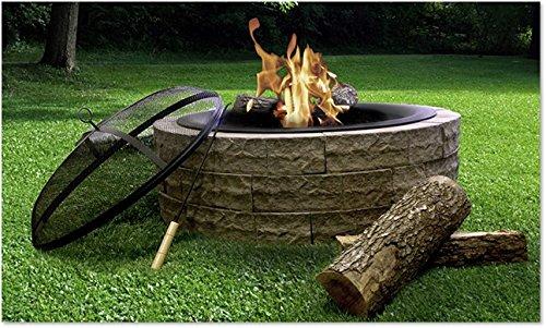 Ultra Light Portable Fire Pit