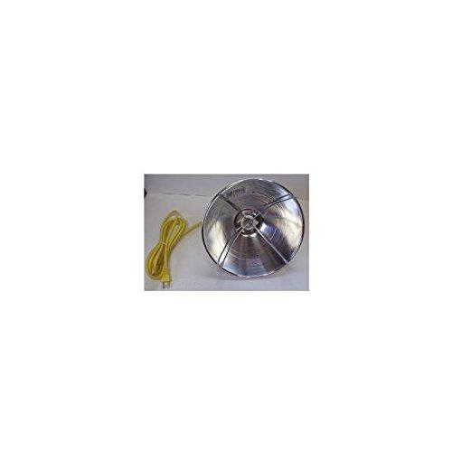 Heat Lamp  6ft Cord Bl186