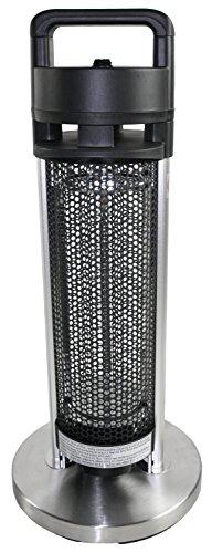 Hetr H1013ups Indooroutdoor Rated Radiant Tower Heater 24-inch
