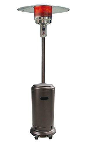 Global Air GLC-GH Havana Bronze Patio Heater Twin X-Large