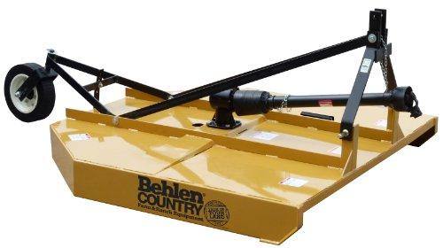 Behlen Country 80110040YEL Medium Duty Rotary Cutter 4-Feet