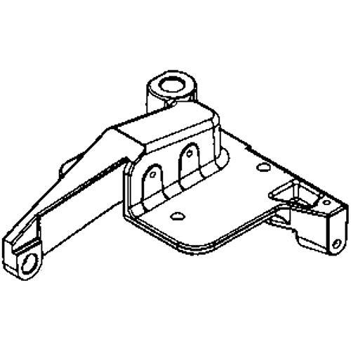 Husqvarna 539110288 Lawn Tractor Deck Height Adjuster Bracket Left Genuine Original Equipment Manufacturer OEM Part