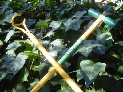 Weed Puller Twister Remover Ergonica Ergonox 42