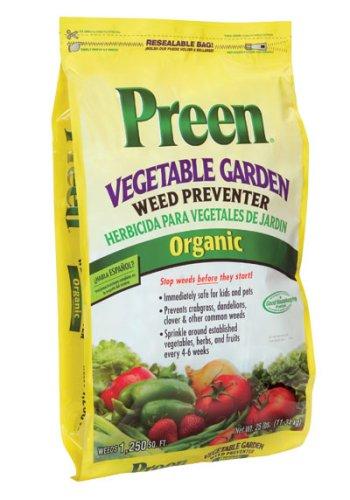 Preen Vegetable Garden Weed Preventer - 25 Lb 2463782