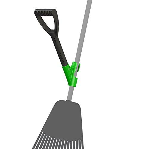 The Heft Garden - Ergonomic Back-saving Multi-tool Auxiliary Handle