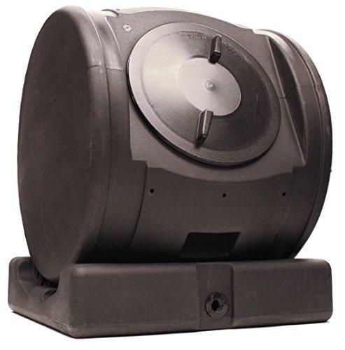 Good Ideas CWET-BLK Compost Wizard EnviroTumbler Black