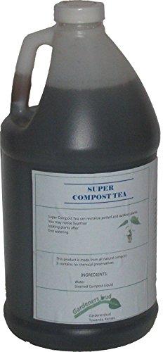 Super Compost Tea organic plant food 12 Gallon