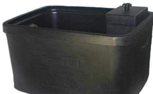 VermiPRO TUUG 24 Planter Box  Worm Bin Combination Black