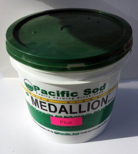 Medallion Plus 100 Tall Fescue Premium Grass Seed Blend - 5 Lbs
