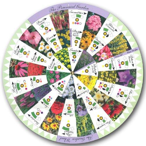 Womanswork 610pg Perennial Garden Wheel