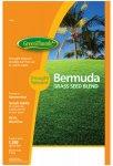 Barenbrug Usa GT3BERM 3-Lb Unhulled Bermuda Grass Seed - Quantity 1