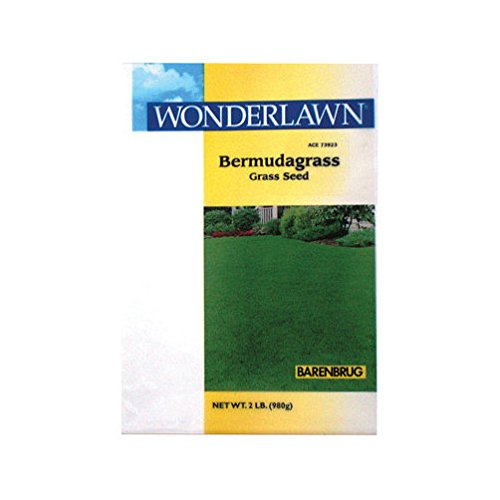 Barenbrug Wonderlawn Bermuda Grass Seed-Mfg BERMH2ACE00 - Sold As 2 Units