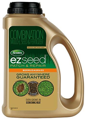Scotts 17582 Ez Seed Bermuda Grass Lawns 6 Pack 375 Lb