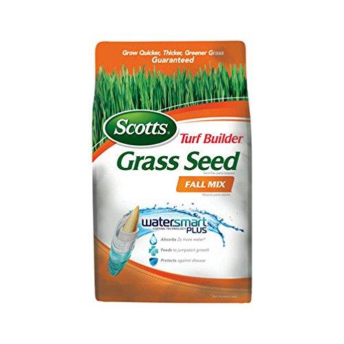 Scotts Turf Builder Fall Grass Seed 7 lb 1200-Mfg 18287 - Sold As 2 Units
