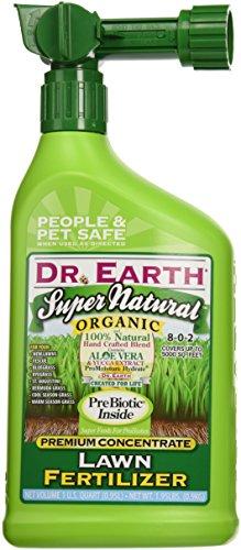 Dr Earth Super Natural Lawn Fertilizer 32-Ounce