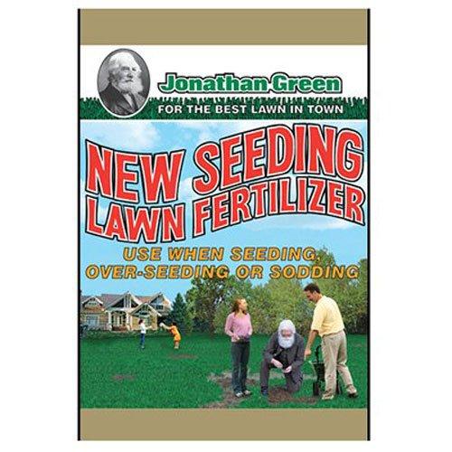Jonathan Green 11541 New Seeding Lawn Fertilizer 5M