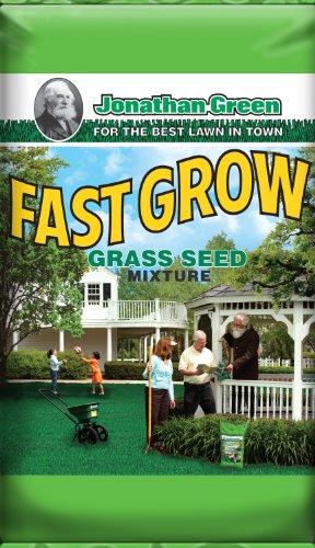 Jonathan Green 10810 Fast Grow Grass Seed Mixture 25-pound