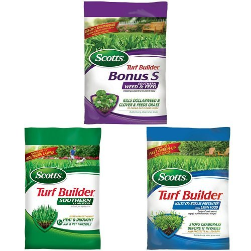 Scotts Southern Lawn Fertilizer Bundle