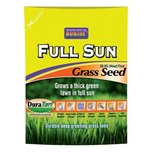 Bonide 60209 Full Sun Grass Seed 50-Pound