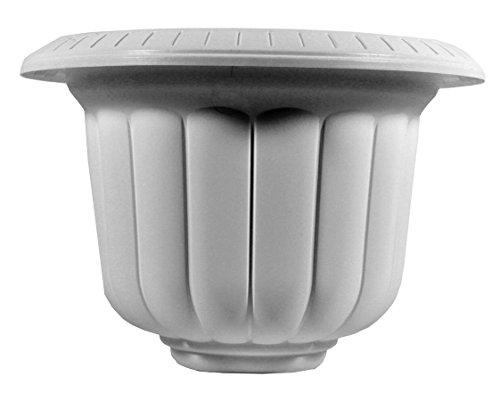 Novelty 38192 Classic Urn White 19-inch
