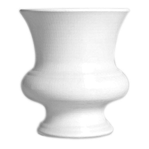 Syndicate Sales 7 34&quot Designer Urn White