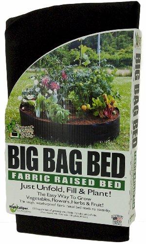 Smart Pots Big Bag Bed Fabric Raised Bed