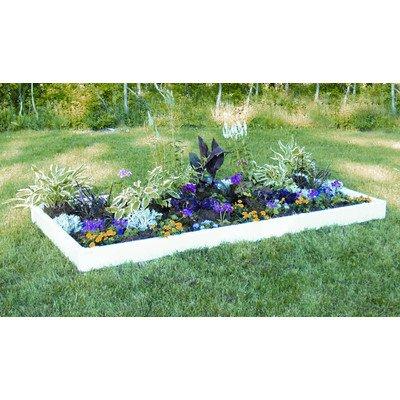 Raised Bed Frame Rectangular Raised Garden Size 48 x 96