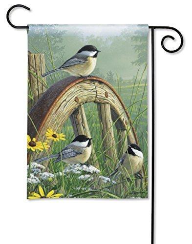 BreezeArt Meadows Edge Garden Flag 32054 by Breeze Art