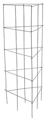 6 Panacea 89310 47 x 18 3 panel Tomato Tower Folding Plant Support Cages