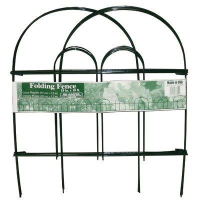 Glamos Wire 14306203 18 x 10 Garden Fence - 12 Pack
