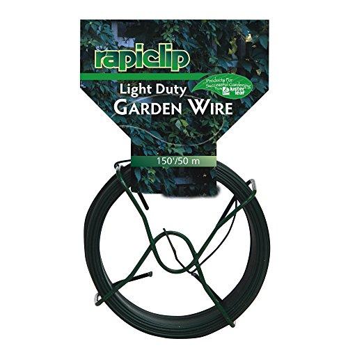 Luster Leaf 838 Rapiclip 150-Foot Roll Light Duty Garden Wire