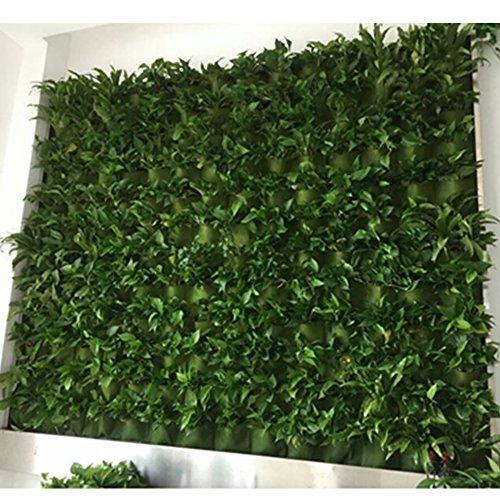 Mr Garden Vertical Garden Grow Bag Wall Hanging Planter Bag 36 green