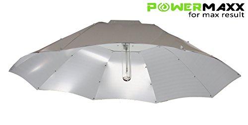 Powermaxx Glx-u100 42&quot Vertical Umbrella Hydroponic Grow Light Reflector