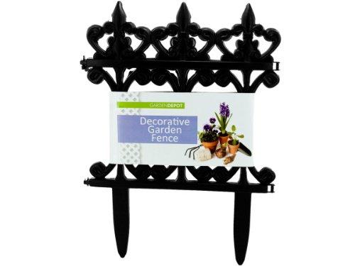 Bulk Buys HB826-72 Decorative Garden Fence