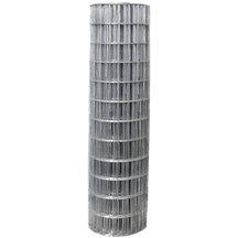 Garden Zone 214800 14 Gauge Galvanized Welded Wire Fence 48 X 100