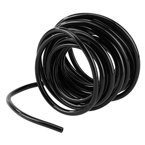 Conodo Hose PVC - PVC 51525 Meters Micro Drip Irrigation Black Hose Water for Garden Plants Flower Watering