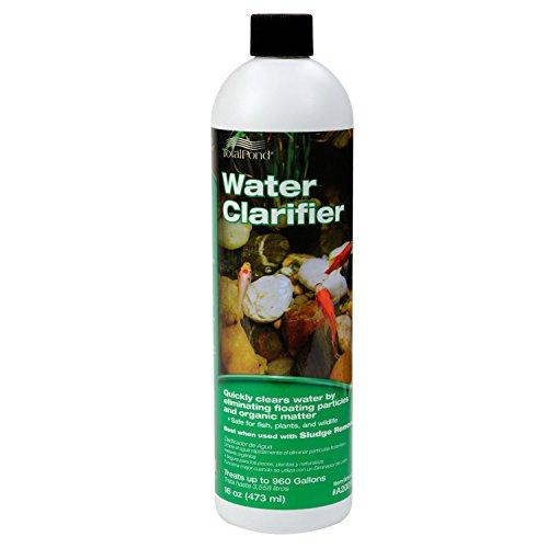 TotalPond Water Clarifier 16-Ounce