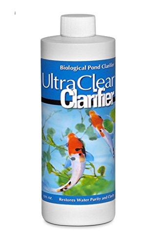 UltraClear Biological Pond Clarifier 12 Ounce