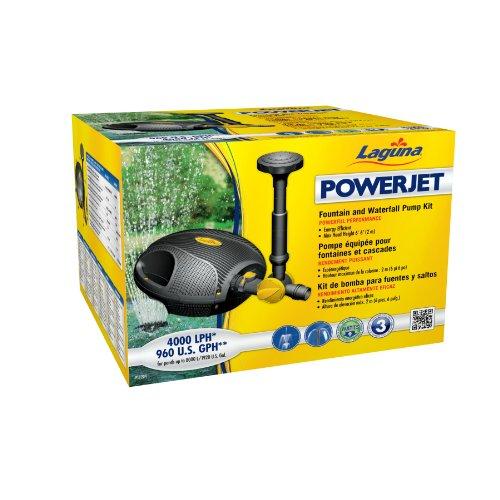 Laguna Powerjet 960 Fountainwaterfall Pump Kit For Ponds Up To 2000-gallon