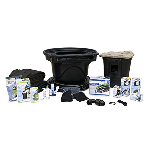 Aquascape Complete Pond Kit 21 Feet x 26 Feet  Large  AquaSurgePRO 4000-8000 Pump
