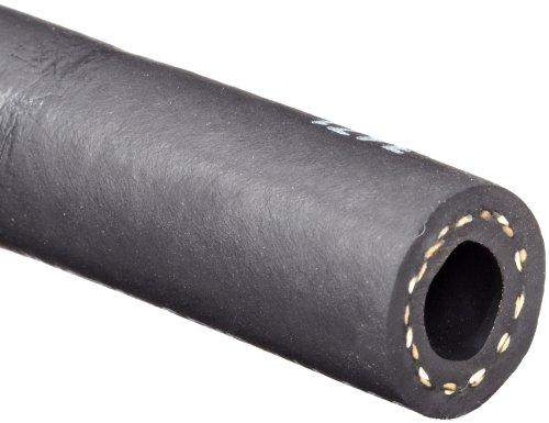 Continental ContiTech Frontier EPDM Rubber Hose Black 200 PSI Maximum Working Pressure 12 ID x 081 OD 500 Continuous Length