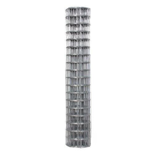 3 Inch x 2 Inch Mesh 16 Gauge Galvanized Economy Wire Fence 36 Inch Tall x 50 Feet Long