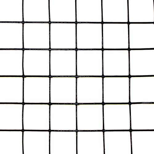 Deerbusters 6 x 100 Welded Wire 19 Gauge Before PVC Coating 1 x 1 Mesh