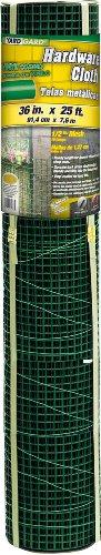 Gamp B 308259b 36-inch X 25-foot Green 12-inch Zinc Coated Mesh Garden Cloth