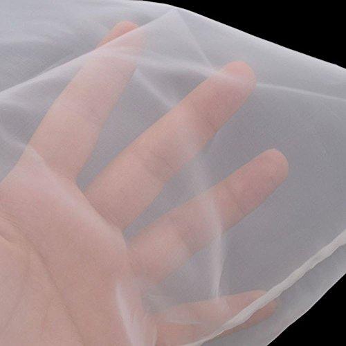 BIRD WORKS 4 Sizes Tea Nut Fruit Juice Milk Nylon Mesh Filter Bag Net Strainer Reusable S