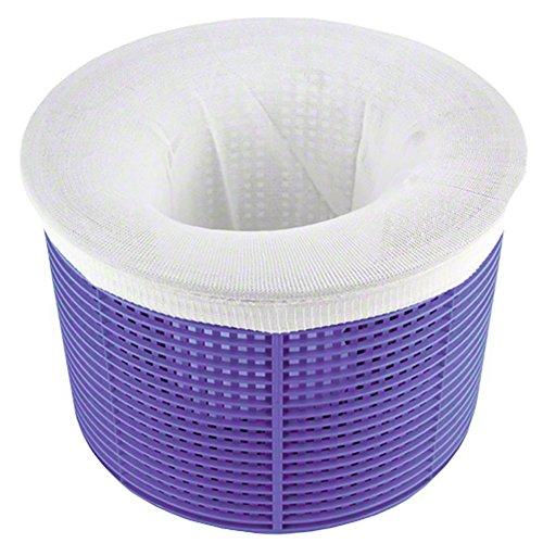 URlighting Pool Skimmer Socks 10 Pack Filter Saver Socks Mesh Screen Socks Perfect Filters Baskets Skimmers